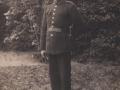 Senere gårdmand i Bundgård, Arne 'Bundgaard' Christensen (1907-1986), søn af Christen 'Bundgaard' Madsen Christensen (1867-1940) og Karen Røjkjær Christensen (f. Nielsen, 1879-1954). Årstal ukendt.