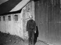 Gårdmand i Gammelvind, Jens Gammelvind (1876-1966). Angivelig 1938.