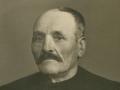 Gårdmand i Vestergård, Peder Jeppesen (1869-1941). Slutningen af 1930'erne.