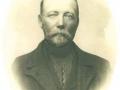 Husmand i Bladbjerg, Niels Blæsbjerg Jensen (1858-1932). Årstal ukendt.