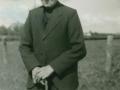 Gårdmand i Lille Vingtoft, også kaldet Bramstrup, Jens 'Bramstrup' Laustsen (1856-1941). Angiveligt 1938.