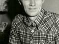 Gårdmand i Vesterbo i Vind Kirkeby, Svend Aage Lauritsen (1938-1987), tillige kommunalbestyrelsesmedlem (V) og formand for Vind Borgerforening. Årstal ukendt.