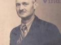 Landpost og husmand i Vildkilde, Daniel Mikkelsen (1899-1976). Årstal ukendt.