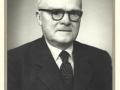 Husmand i Damtoft, Poul Kristian Poulsen (1885-1962), senere bosiddende i Hjerm. Årstal ukendt.