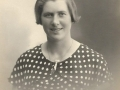 Eleonora Kirstine Troldtoft (g. Gammelvind, 1914-1999) Årstal ukendt.