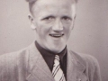 Senere gårdmand i Vingtoft, Kristian Peder Vingtoft (f. Jespersen, 1921-2009), søn af Laust Peder Kristian Vingtoft Jespersen (1884-1944) og Else Marie Mouridsen 'Vingtoft' Jespersen (f. Spaabæk, 1883-1974). Årstal ukendt.