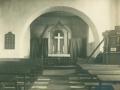 Vind kirkes altertavle, som den så ud indtil 1926.