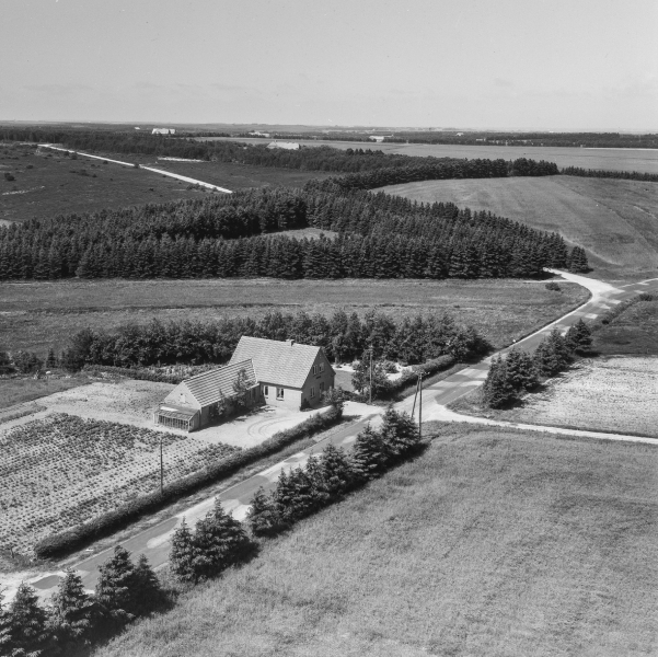 7. Vind by, 1962. Holstebrovej 31, 'Bækkelund'.