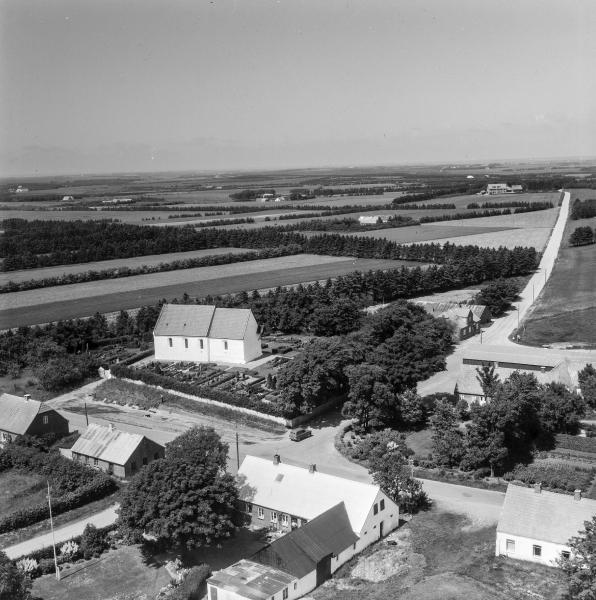 13. Vind Kirkeby, 1962.