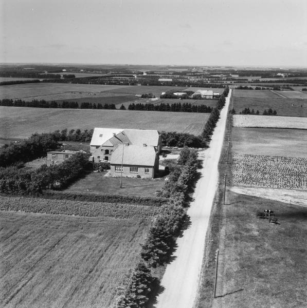 21. Vind, 1962. Hestbjergvej 1, 'Højvang'.