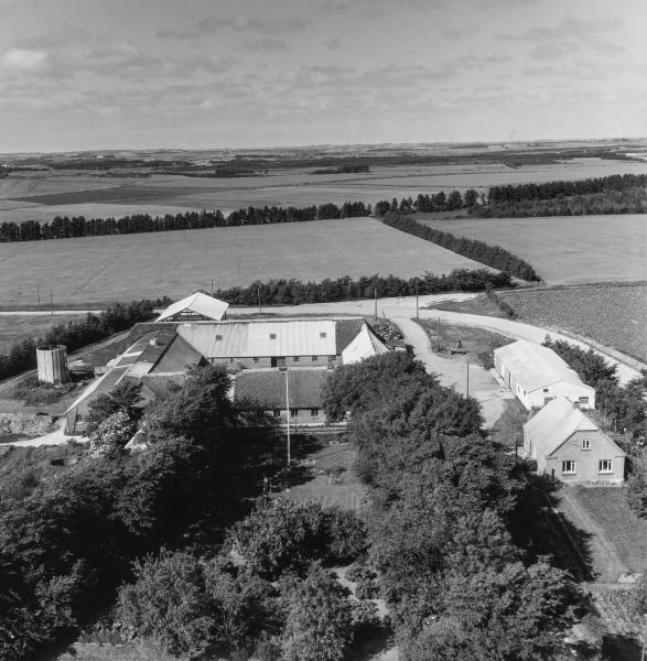 29. Vind, 1962. Hestbjergvej 13, 'Sønder Vindgab'.