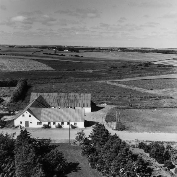 30. Vind, 1962. Hestbjergvej 14, 'Nørre Vindgab'.