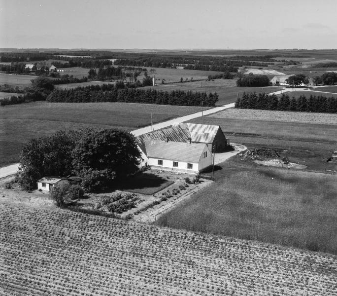 24. Vind, 1962. Hestbjergvej 4, 'Fromborg'.