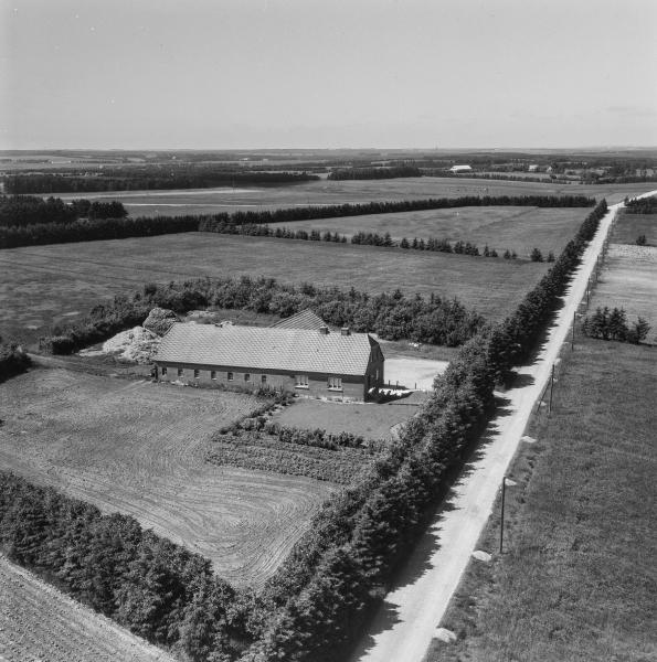 25. Vind, 1962. Hestbjergvej 5, 'Hedebo'.