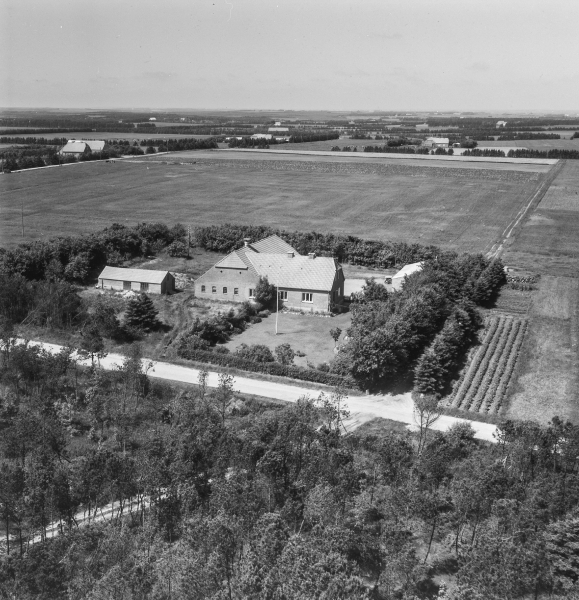 39. Vind, 1962. Præstevejen 30, 'Skovly'.