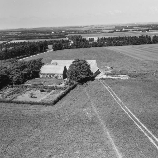 44. Vind, 1962. Røjkærvej 4, 'Højbjerg'.