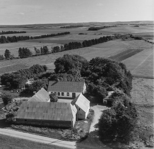 70. Vind, 1962. Toftvej 12, 'Bramstrup'.