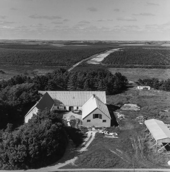 85. Vind, 1962. Trækrisvej 13, 'Trækris'.