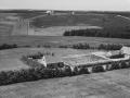 6. Vind by, 1962. Holstebrovej 29 og 31 'Bækkelund' yderst til højre.
