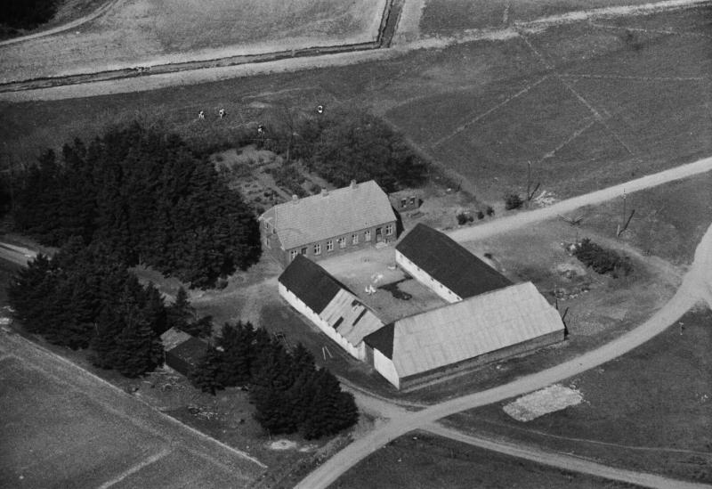 81. Vind, 1949. Ørnhøjvej 12, 'Gammelvind'.