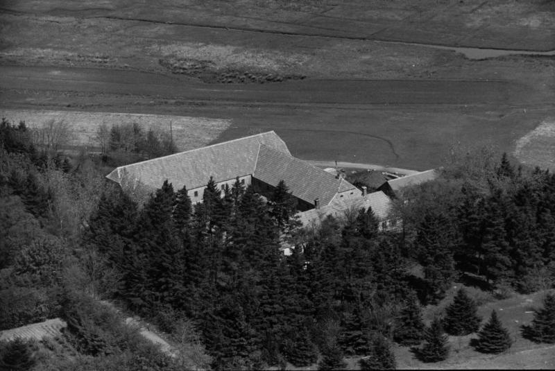 10. Vind, 1949. Blåkjærvej 7, 'Blåkjær'.