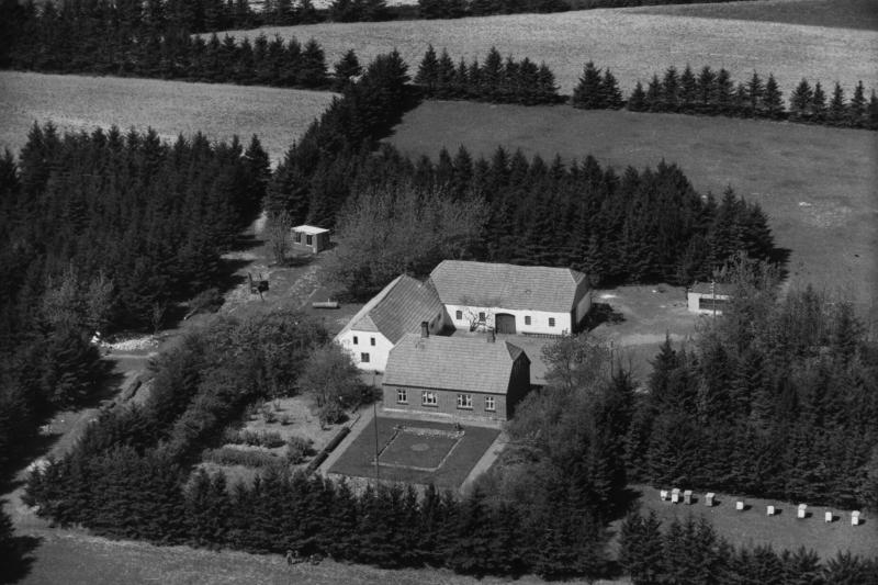 11. Vind, 1949. Blåkjærvej 9, 'Kjærgård'.