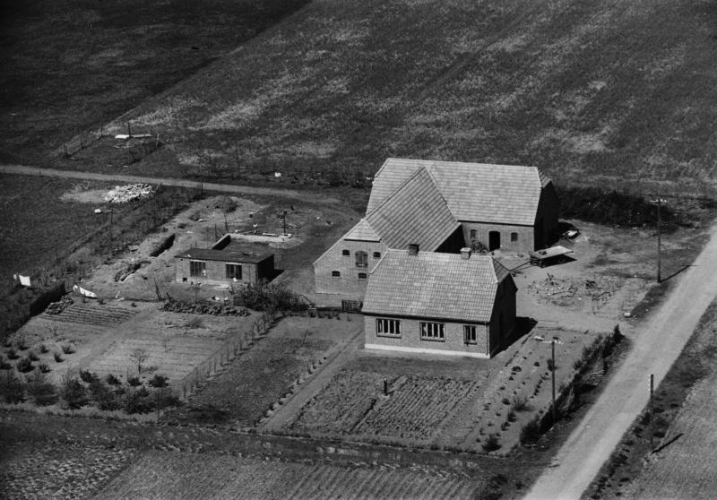 15. Vind, 1949. Hestbjergvej 1, 'Højvang'.