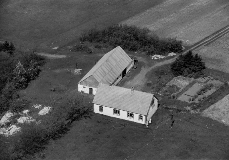 50. Vind, 1949. Sandfærvej 5, 'Vestervang' (nu nedrevet).