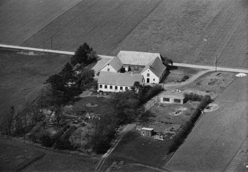 62. Vind, 1949. Toftvej 12, 'Bramstrup' (også kaldet 'Lille Vingtoft').