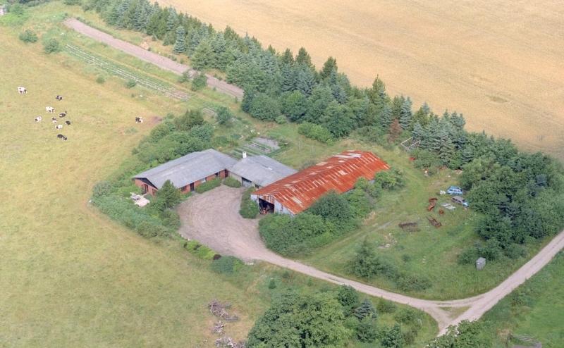 3. Vind, 1991. Blåkjærvej 11, 'Skelvad' (også kendt som 'Rounborg').