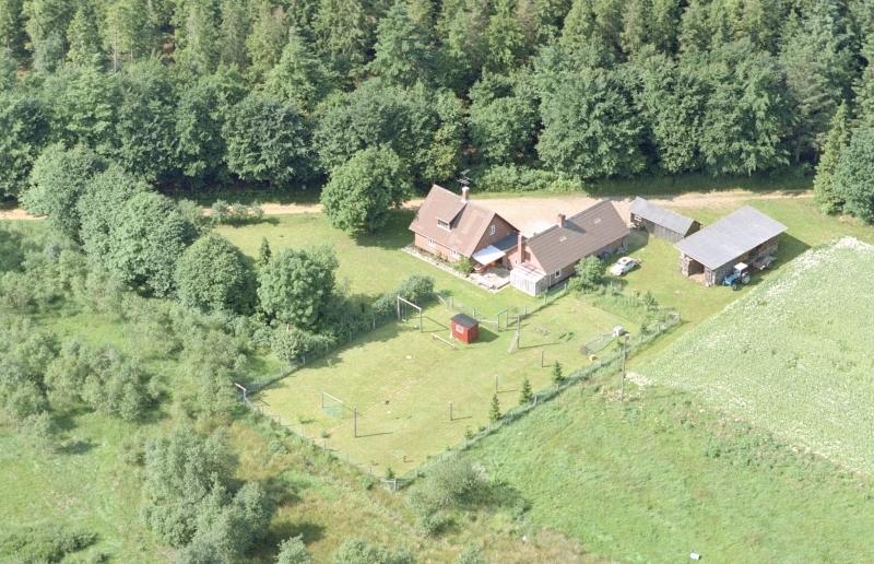 14. Vind, 1991. Lystlundvej 32, 'Østermarkshus'.