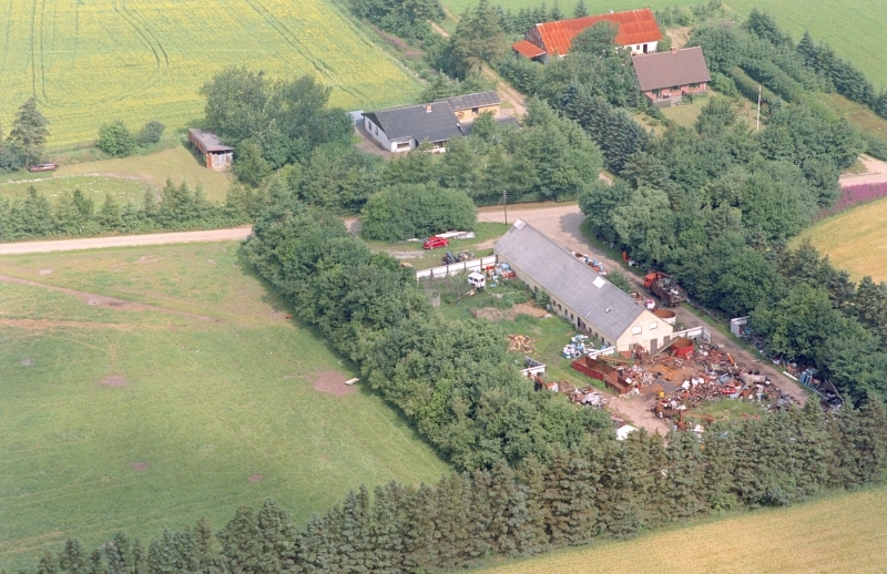 33. Vind, 1991. Sandfærvej 1.
