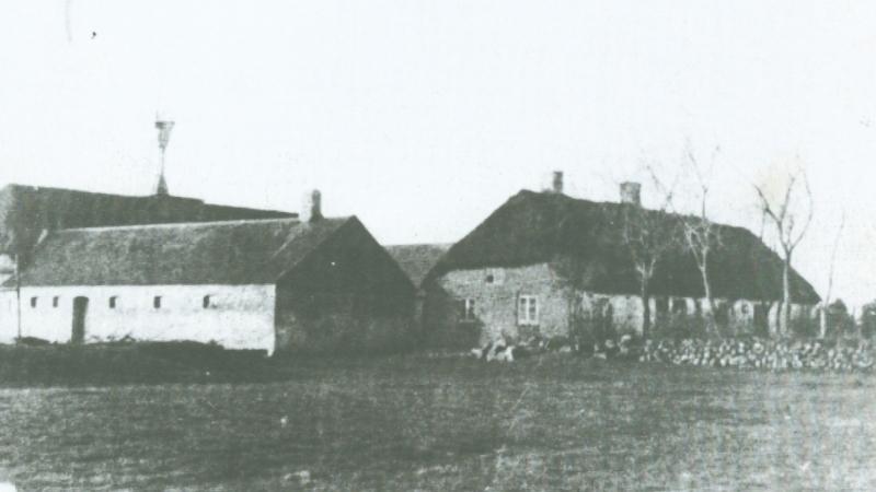 Gammelvind, angiveligt 1920.