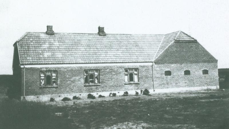 Aakjær omkring 1940.