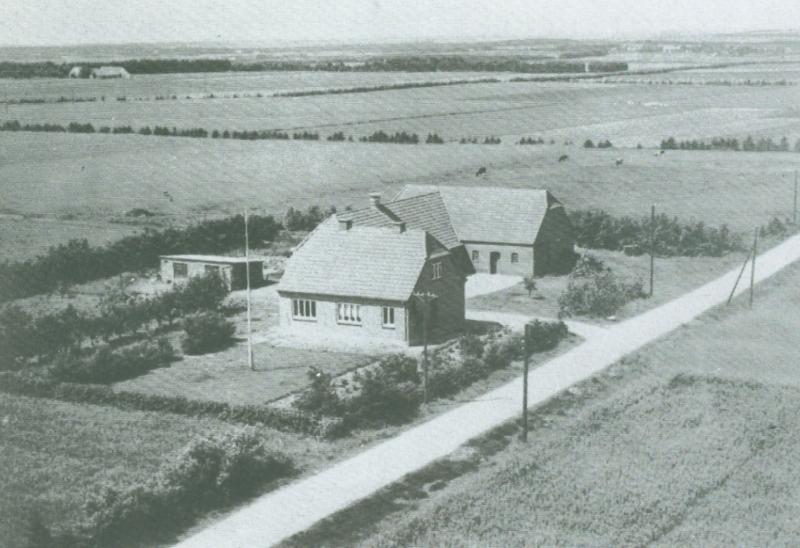Højvang, angiveligt 1951 -i dag Hestbjergvej 1.