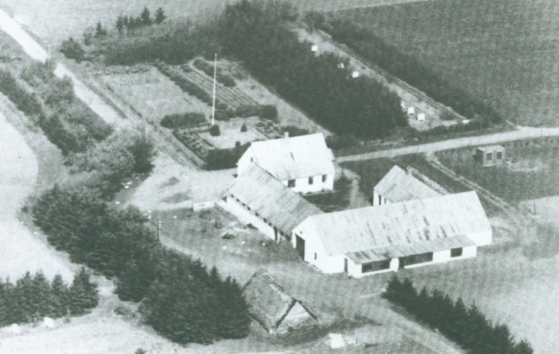 Moselund, angiveligt 1948 -i dag Toftevej 20.