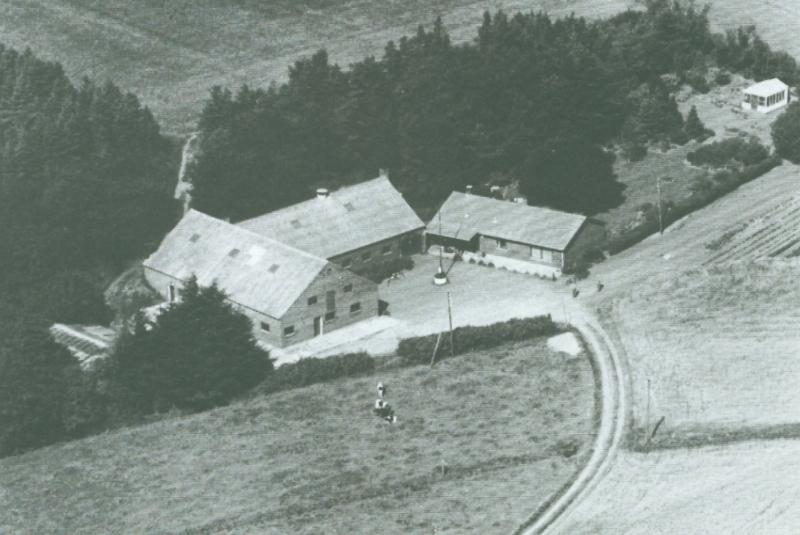 Nørgaard, angiveligt 1972 -i dag Præstevej 26.
