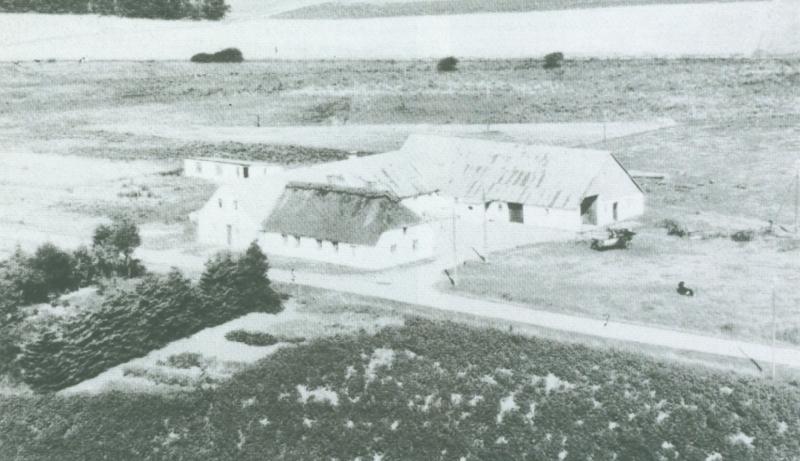 Nørre Vindgab omkring 1950 -i dag Hestbjergvej 14.