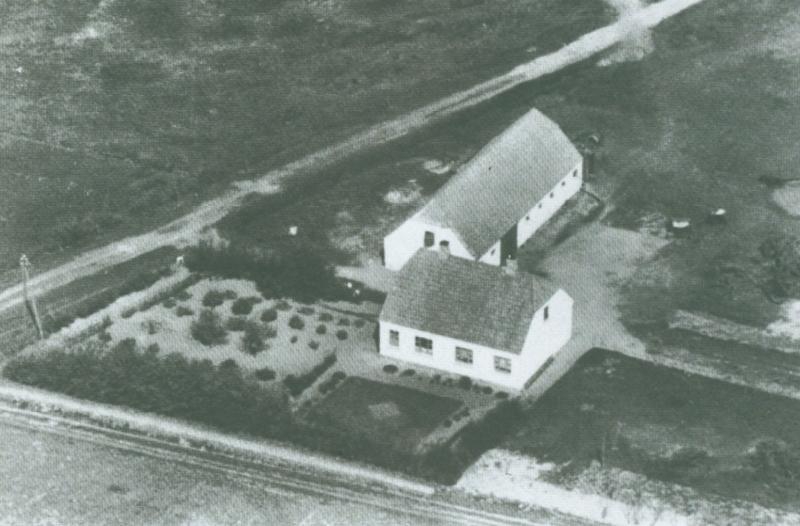 Ny Spartoft, angiveligt 1949 -i dag Skjernvej 210.