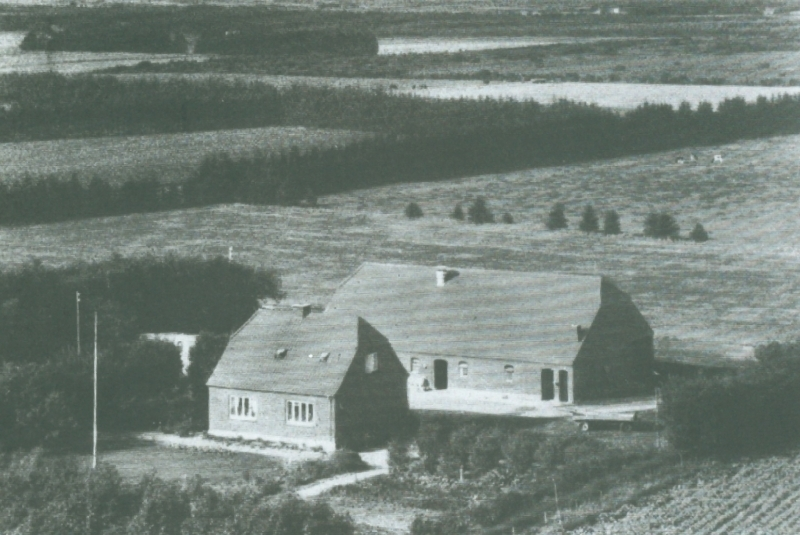 Rishøj, angiveligt 1954 -idag Trækrisvej 3.
