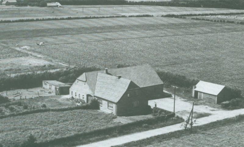 Solvang, angiveligt 1954 -i dag Hestbjergvej 3.