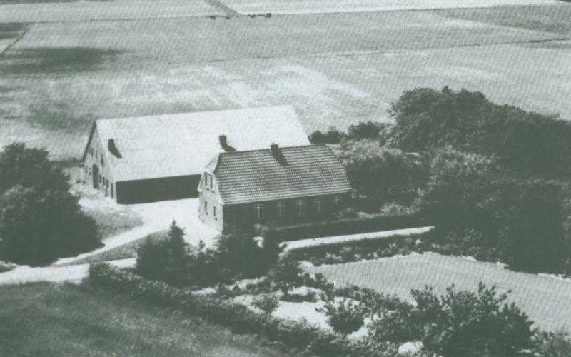 Vesterbo, angiveligt 1962 -i dag Råstedvej 7.