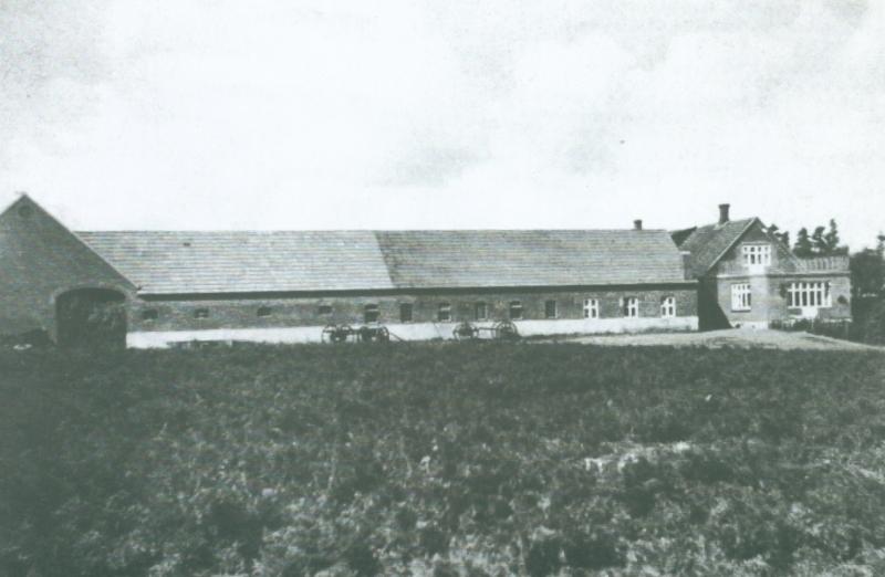 Voldsted, angiveligt 1938 -i dag Toftevej 6.