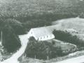 Troldtofthus, angiveligt 1959 -nedbrændt 1977.