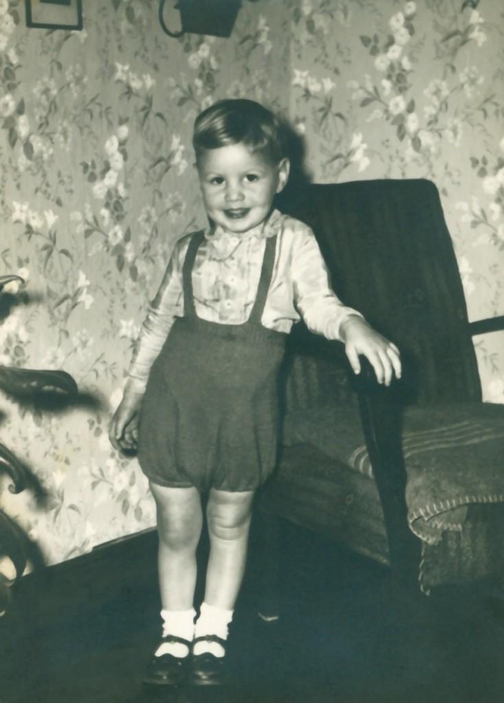 Genkender du denne lille charmerende fyr?