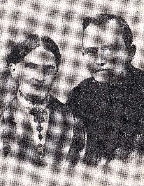 Hanne og Anders Kjær, Blåkjær i Vind.