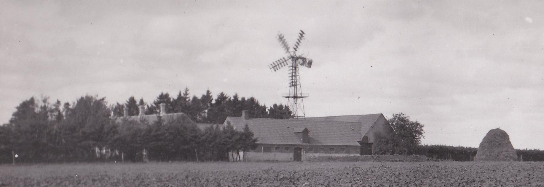 Meldgård, 1938.