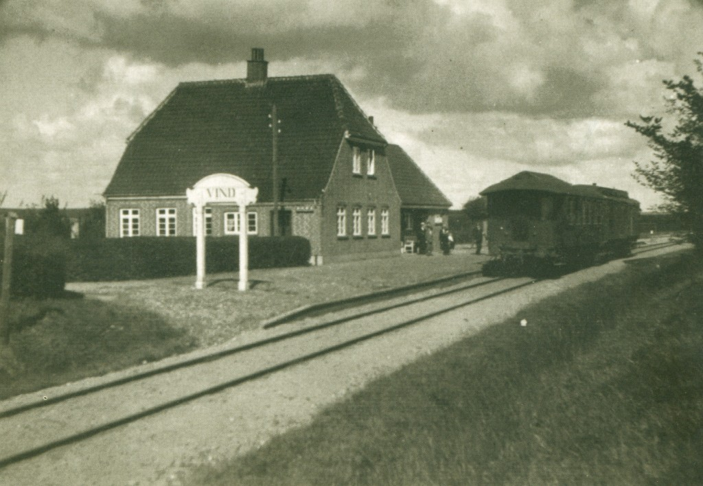 Vind station