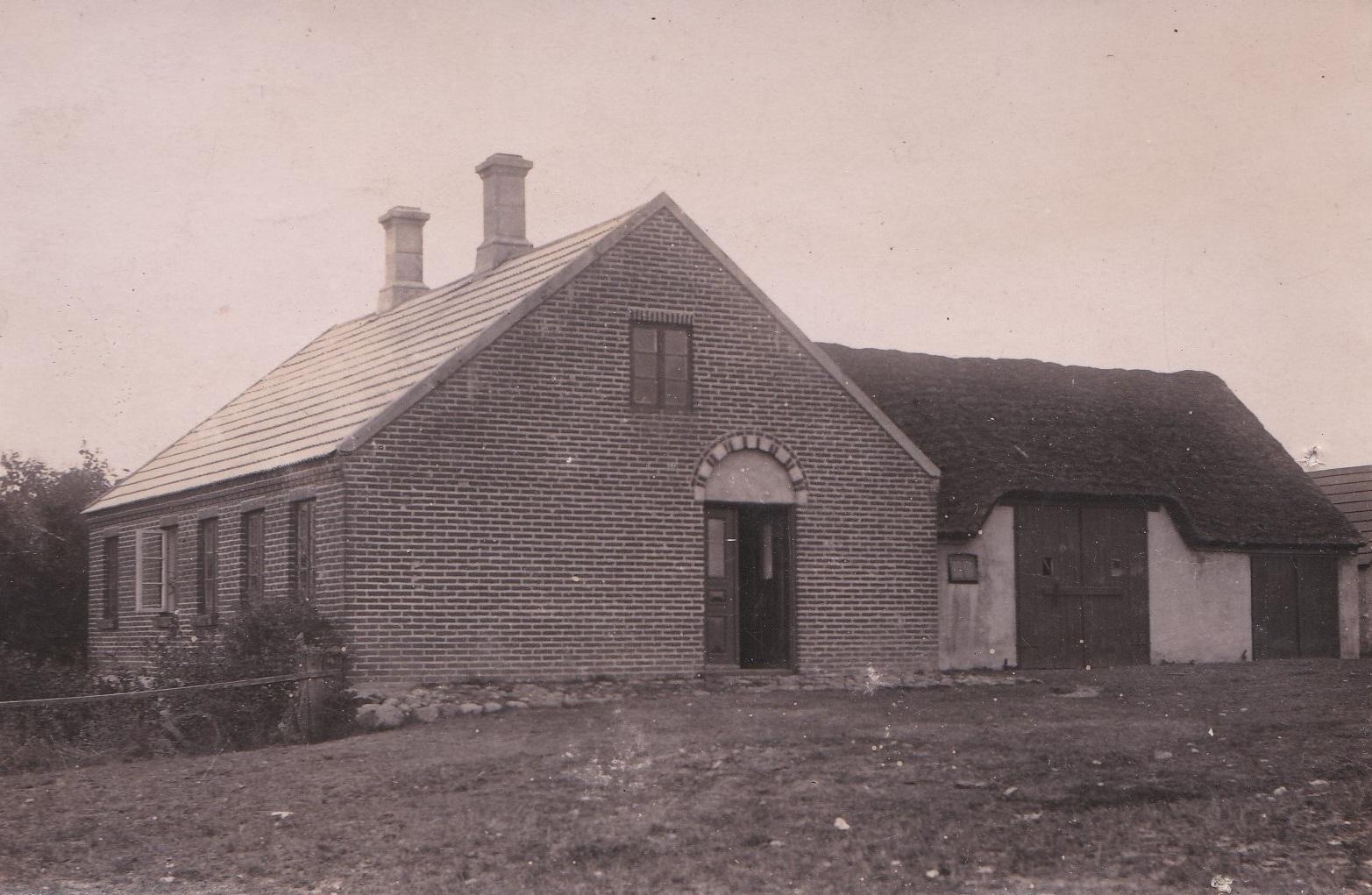Vildkilde omkring 1920.