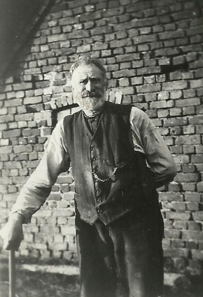 Gårdejer Mourits Troldtoft (1870-1951).
